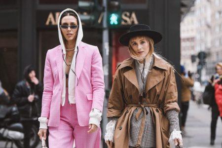 Фотоколлекция: Fashion Week