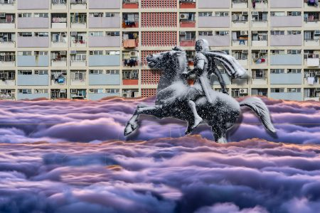 15 креативных коллажей из стоковых фото