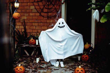 Фотоколлекция: подготовка к Хеллоуину 2019