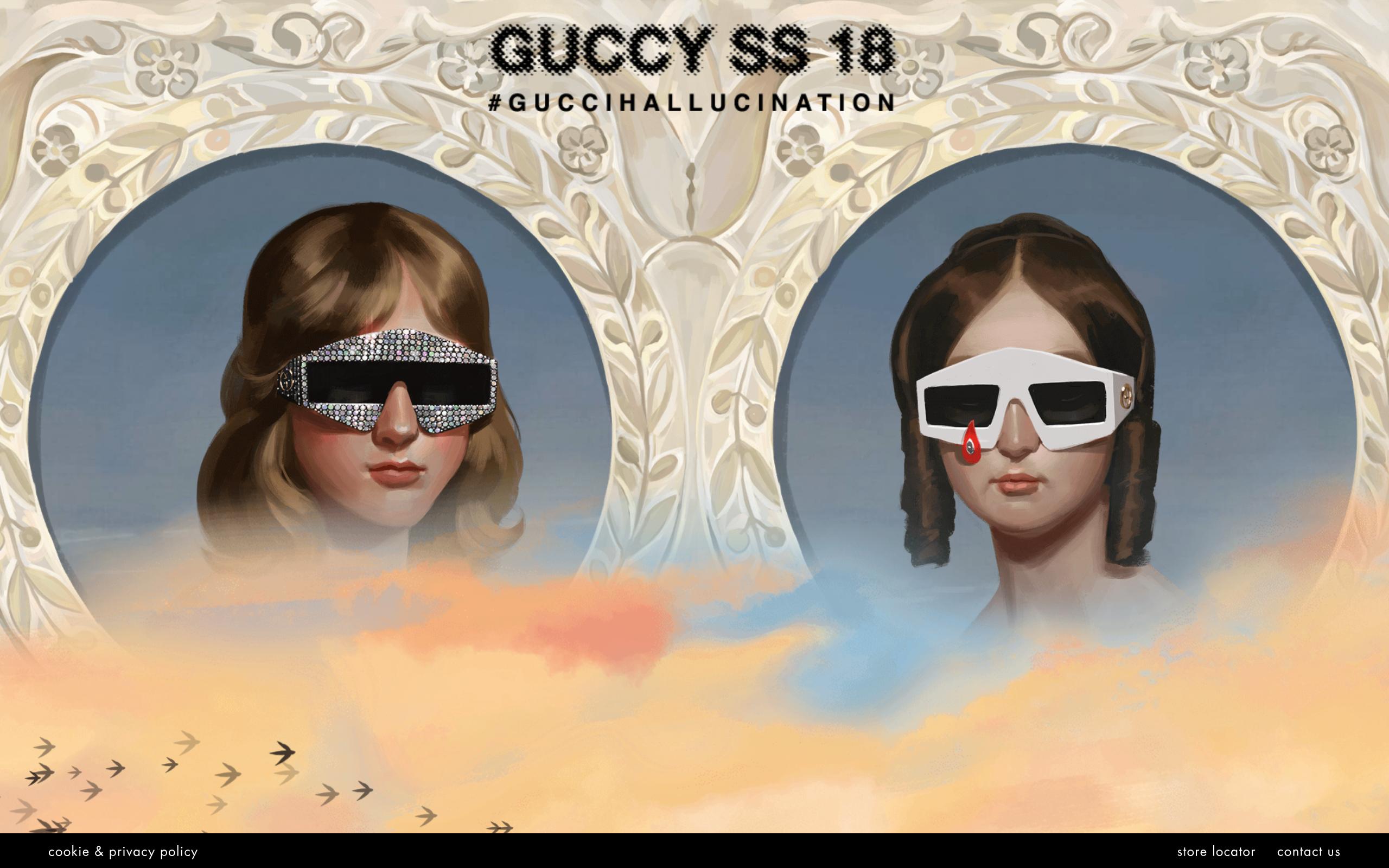 GUCCI SS 18