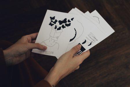 Дарья Миллер: от тату-мастера к иллюстратору