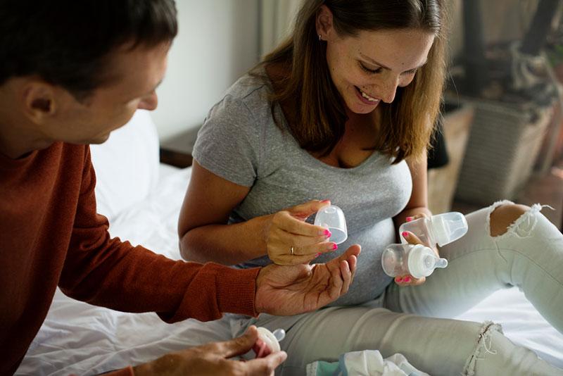 фото беременной женщины
