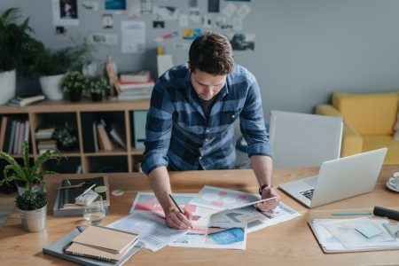 6 идей для домашнего офиса, чтобы повысить продуктивность