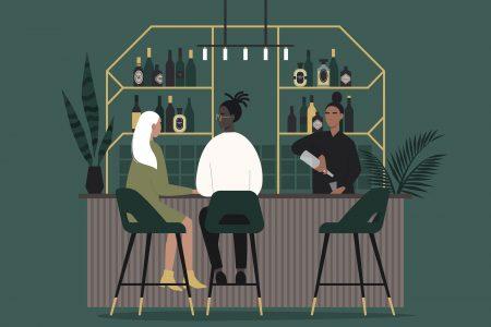 """Иллюстратор Надя Снопек: """"98% времени я действительно получаю удовольствие от работы"""""""
