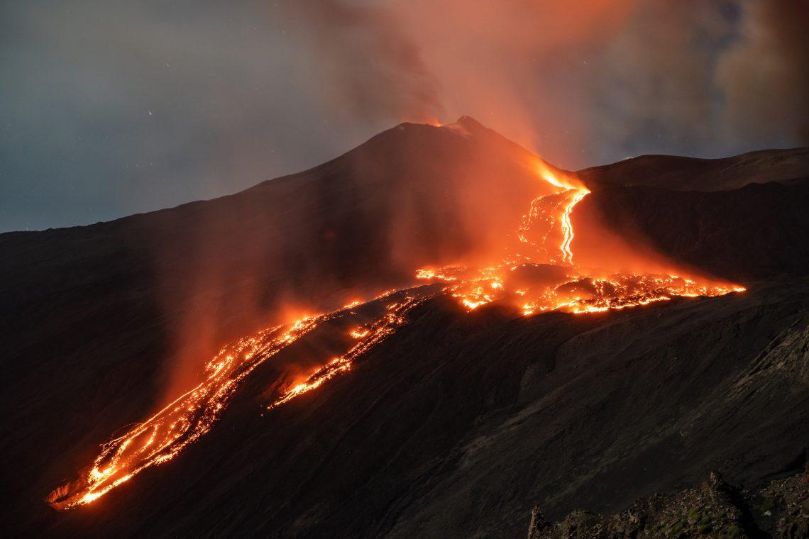 Интервью с Фернандо Привитера: как запечатлеть извержение вулкана и попасть на страницы National Geographic
