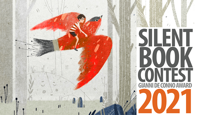 Illustrated Silent Book Contest