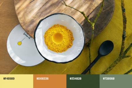 Весенние цветовые тренды: вдохновляющие палитры, фотоколлекции и маркетинговые идеи