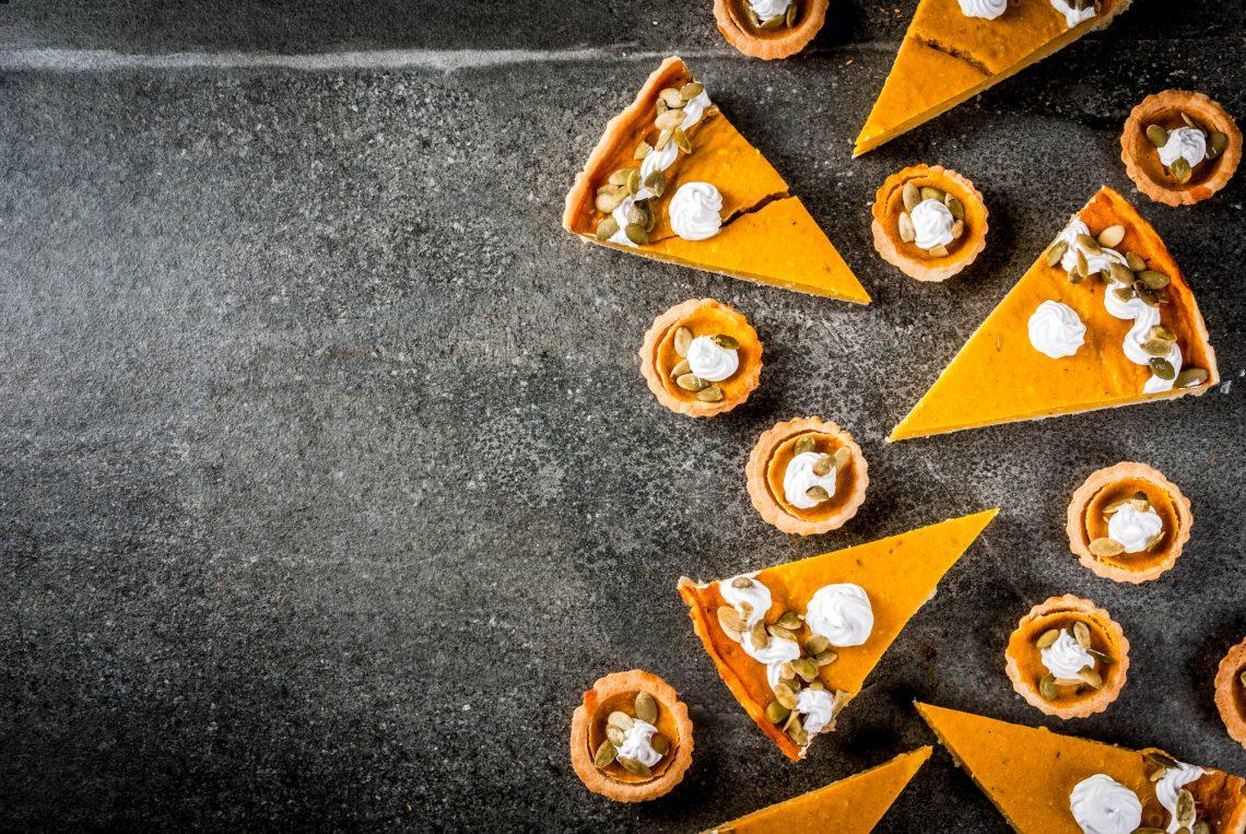 Фото пирога з гарбуза