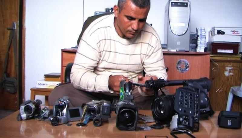 5 розбитих камер