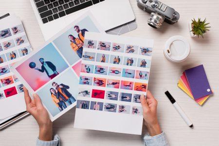Як створити креативне портфоліо: поради та ідеї