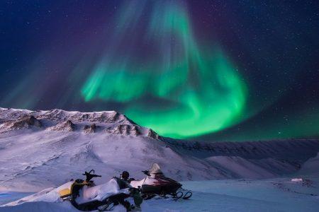 У пошуках північного сяйва: інтерв'ю із фотографкою Поліною Бублик