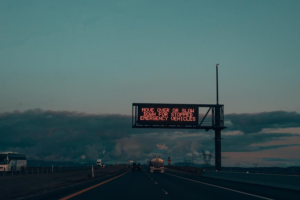 Фото шосе