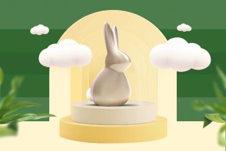 Spring Pop-up Store: тематичні зображення, музика і шаблони