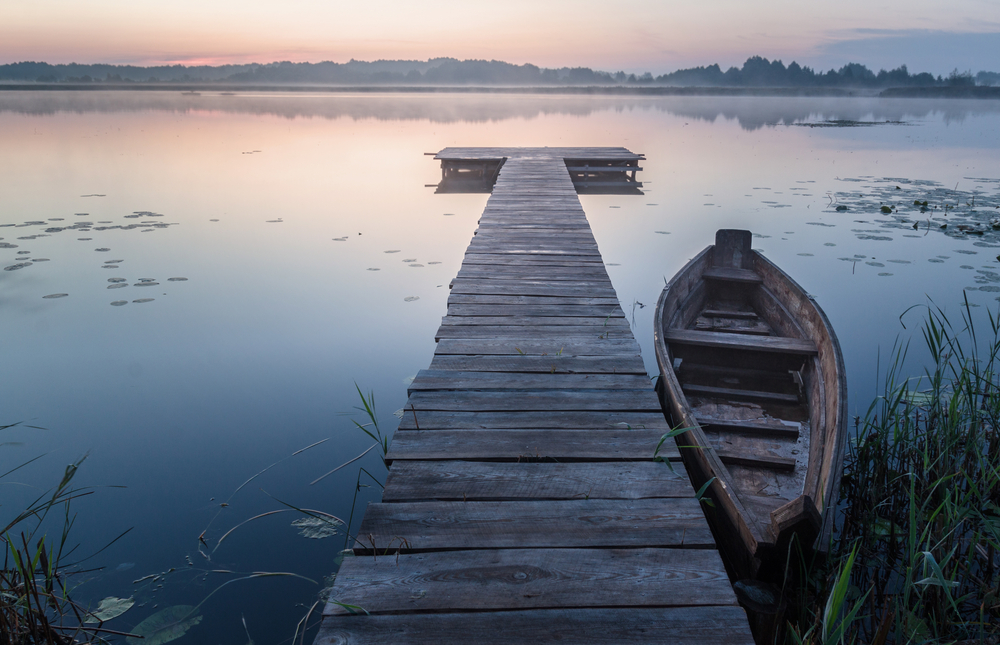Фото озеро Світязь Волинська область Україна