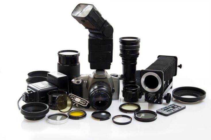 Photographic equipment © Jan Skwara