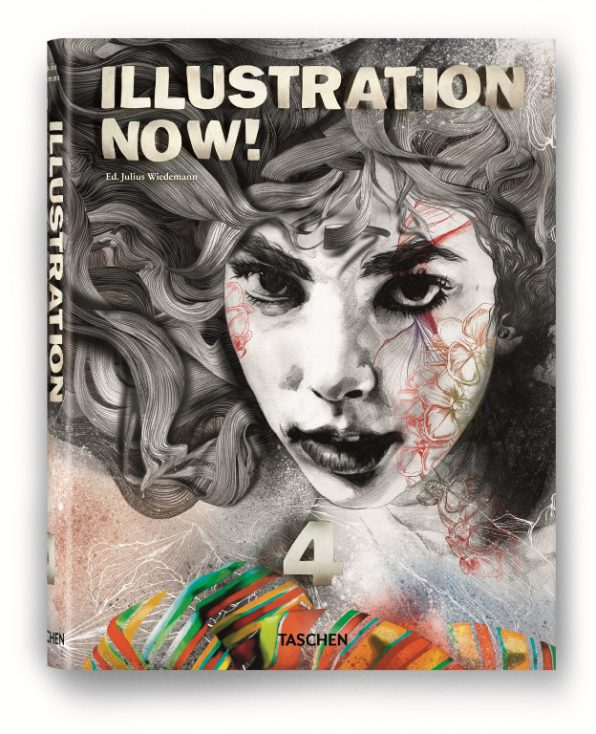 Illustration Now! 4. Cover