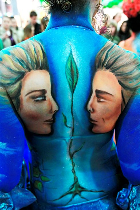 Body art © Depositphotos