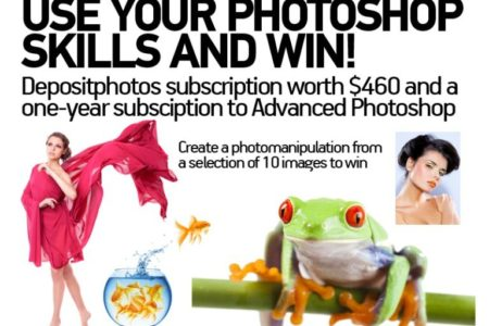 Depositphotos+Advanced Photoshop competition