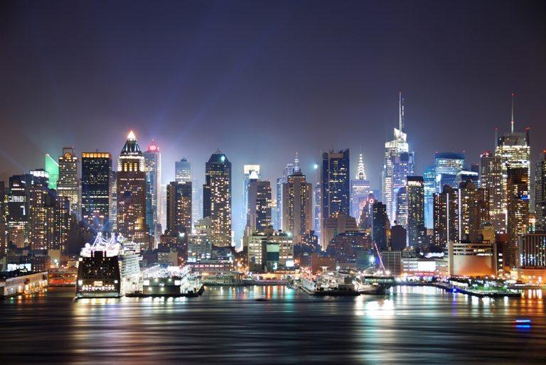New York City Times Square © Depositphotos