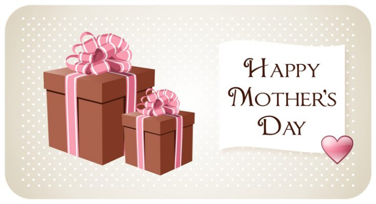 Greeting for mothers day © Depositphotos