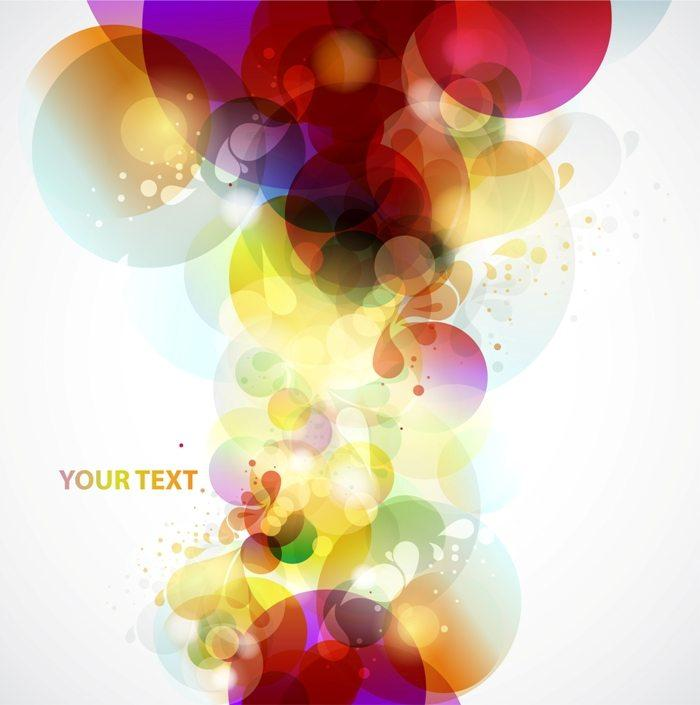 Abstract vector background © Depositphotos