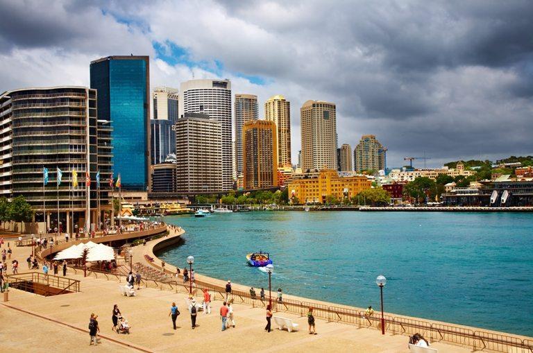 Sydney Harbour, Australia © Depositphotos