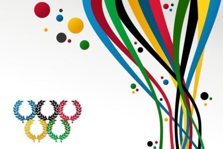 London Olympics Games 2012 background | Stock Vector © Depositphotos