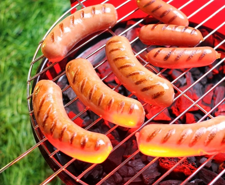 Sausages | Stock Photo © Depositphotos