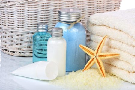 Skin care cosmetics or toiletries | Stock Photo © Depositphotos