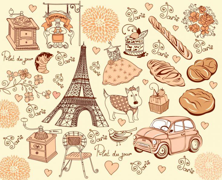 Around the World in Eighty Days. Quick stop: Paris