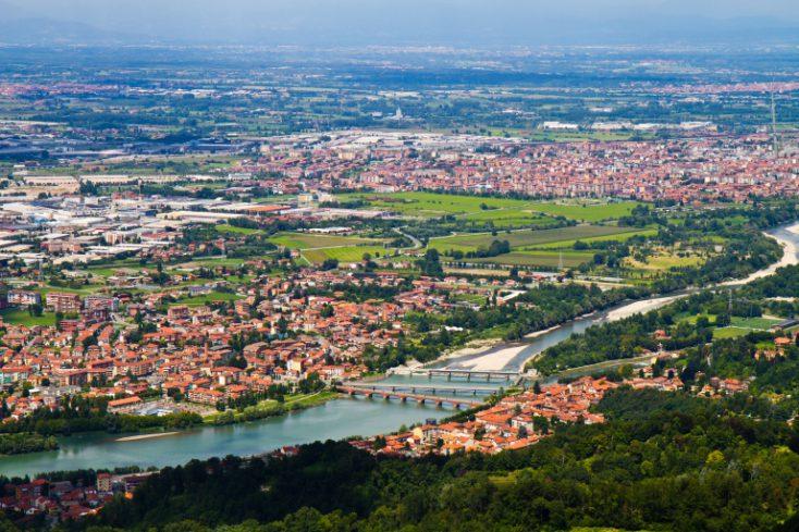 Around the World in 80 Days: Turin