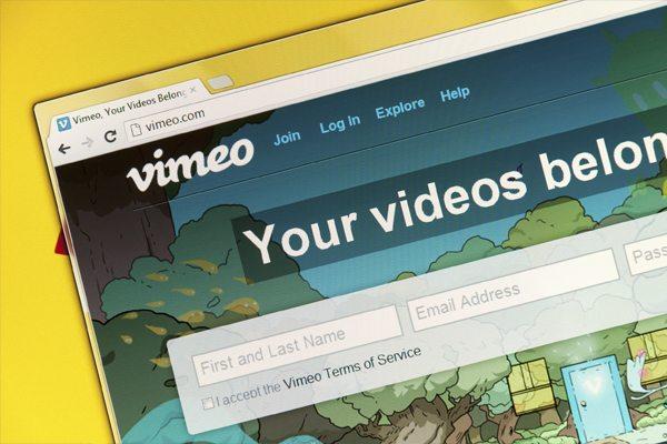 Vimeo design