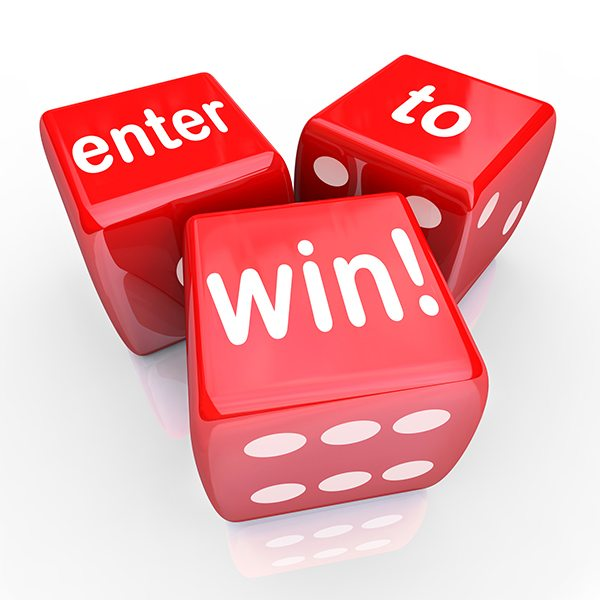 Enter To Win 3 Red Dice Contest Winning Entry