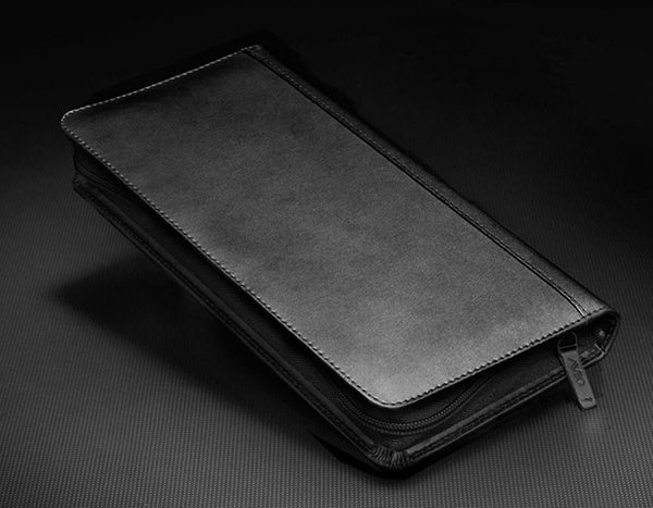 Redesign AViiQ mainframe leather case