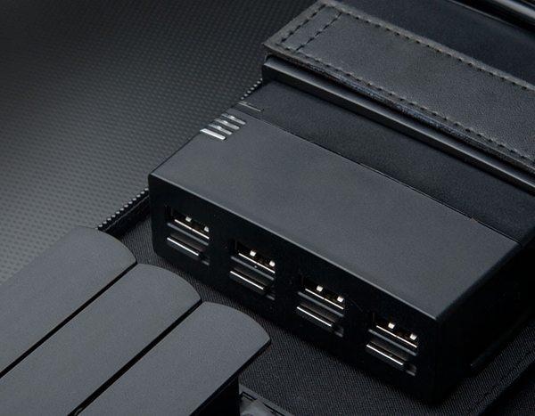 Redesign AViiQ mainframe USB