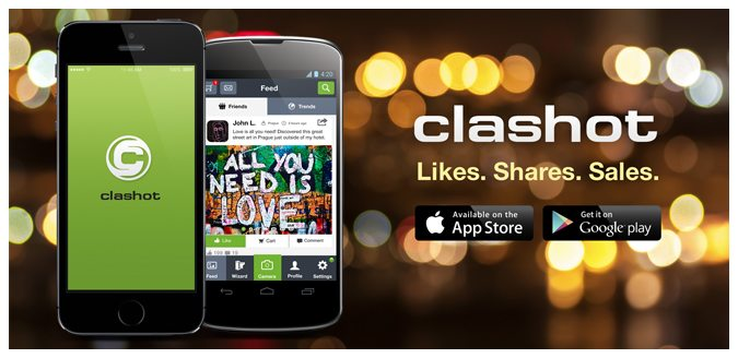 Clashot for Android and iOS