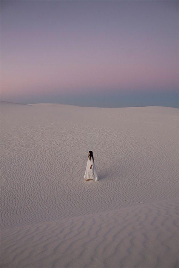 Travelling Through The Joshua Tree Desert