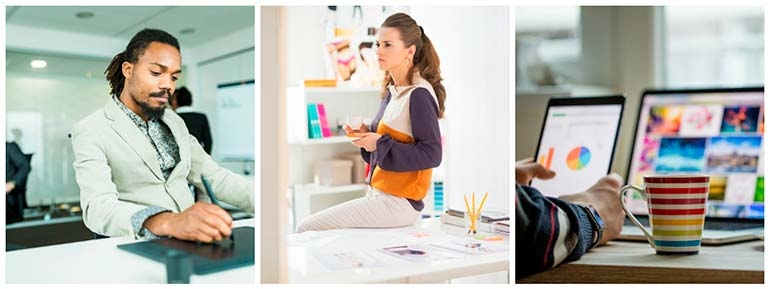 modern-workplace-stock-photography