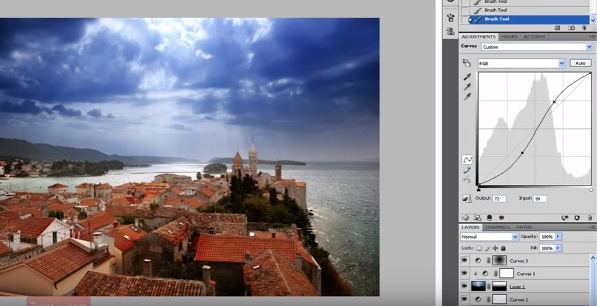 photoshop tutorials for photographers