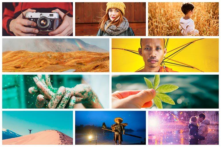 featured collection color spectrum depositphotos colorful photographs