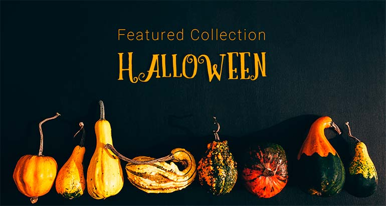 featured collection halloween