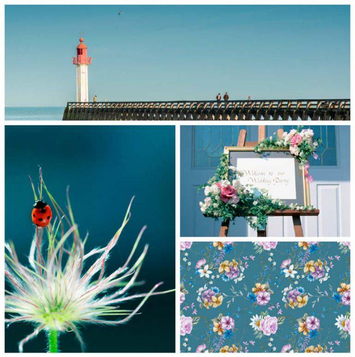 45 фото в трендовых цветах Пантон для сайтов и проектов