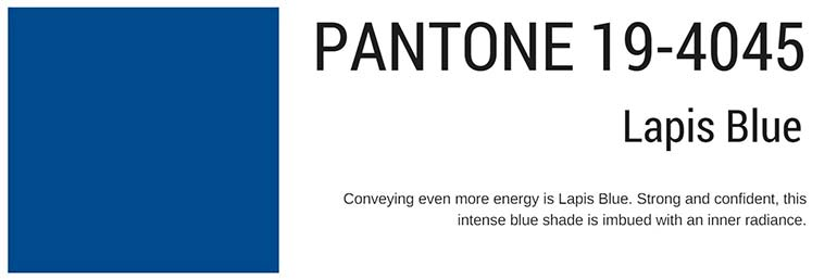 pantone colors spring 2017 lapis blue 2