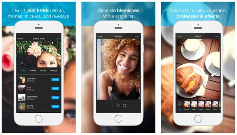 how to use aviary photo editing apps for iphone and android