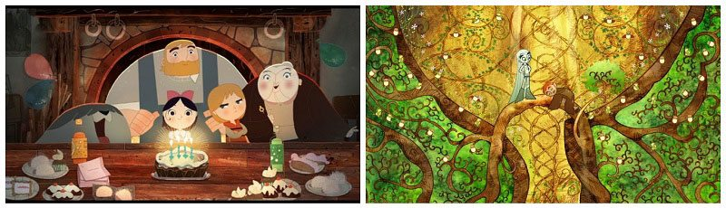 cartoon saloon song of the sea and the secret of kells