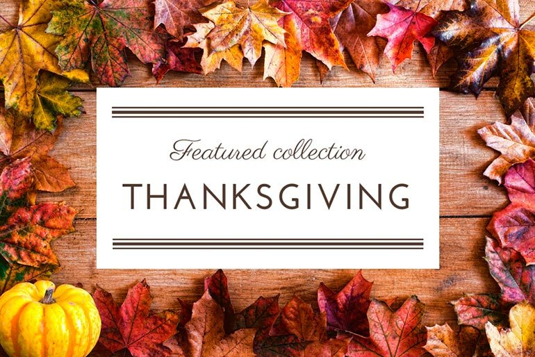 featured-collection-thanksgiving stock photography