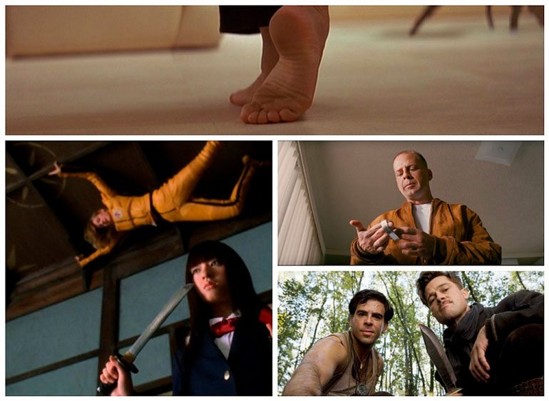 quentin tarantino movies lessons for photographers