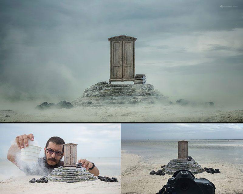 felix-hernandez-the-wardrobe-miniature-photography