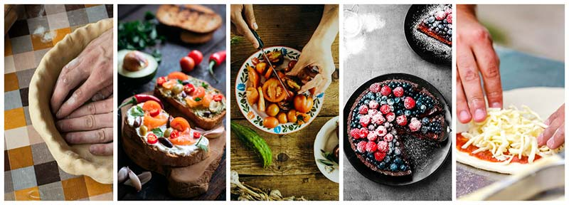 featured collection of stock photography food photos