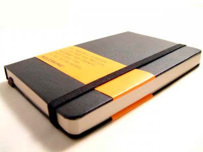 moleskine gifts for photographers